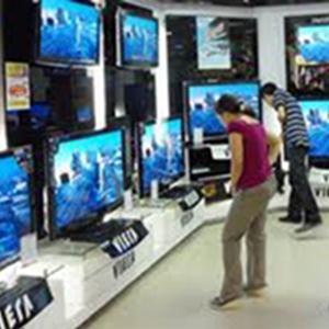 Магазины электроники Камень-Рыболова